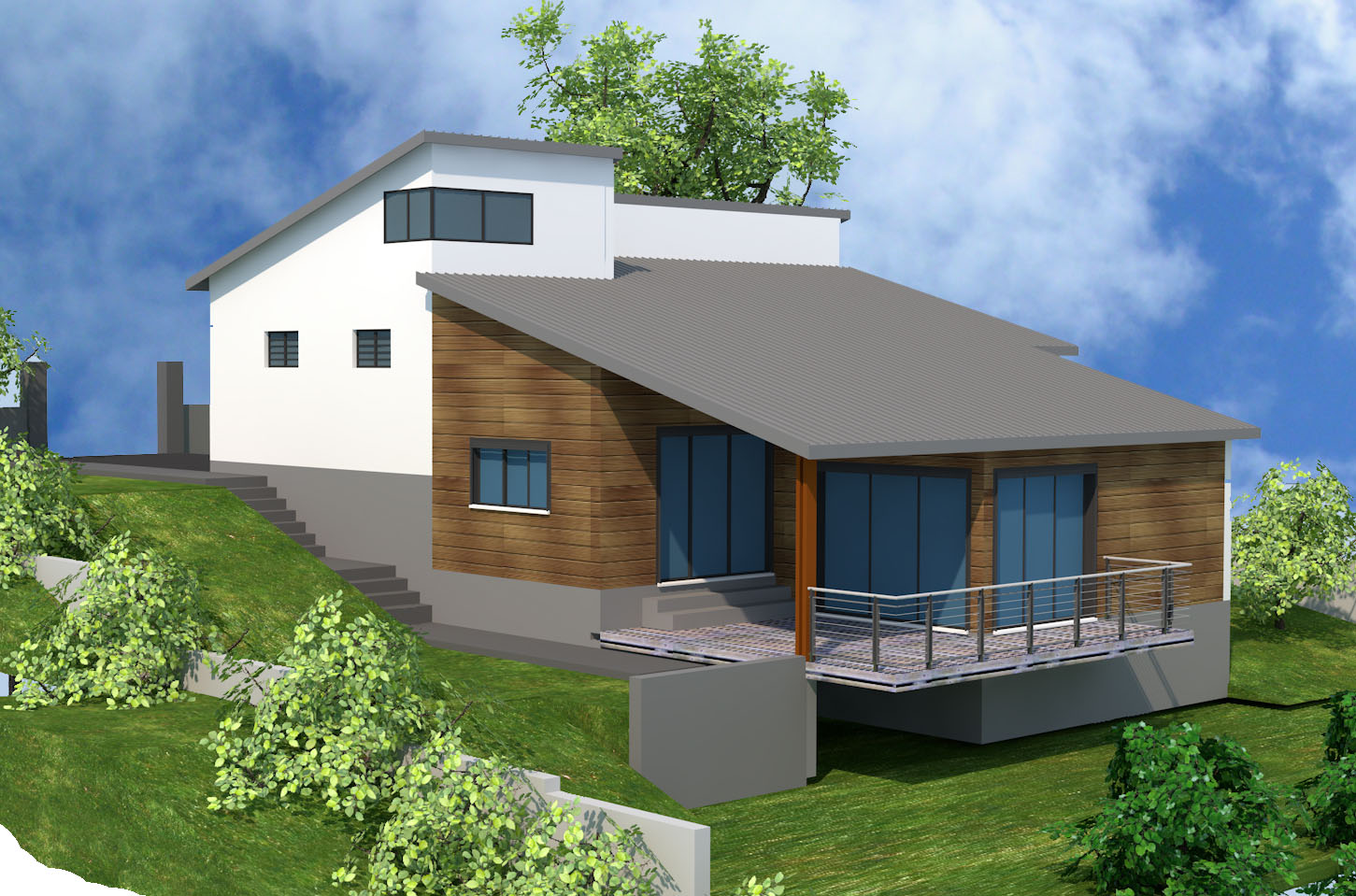 Construction maison la reunion for Construction maison plan