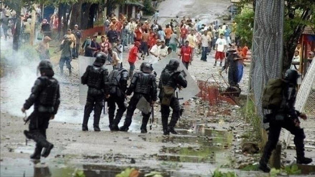 Venezuela deplora masacre de campesinos colombianos en una marcha