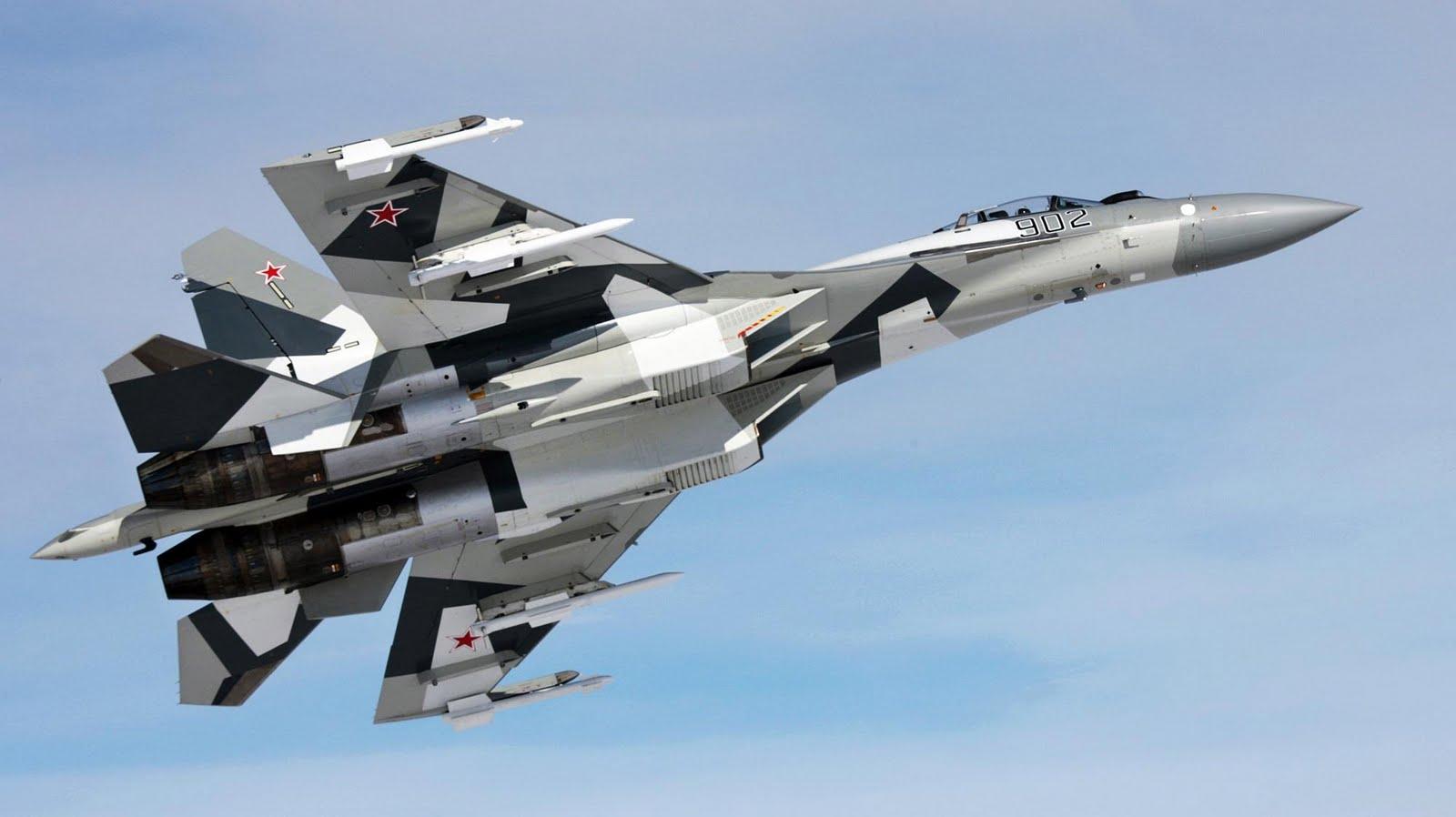 Rússia garante transferência de tecnologia do caça SU-35 - GGN