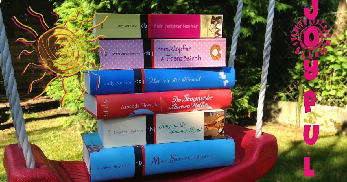 Damaris Liest Diese Bucher Haben Mich Durch Den Sommer 2013