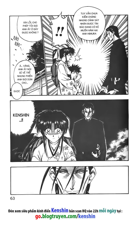 Rurouni Kenshin chap 50 trang 20