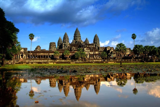 TOP BEST ZONE: Angkor Wat Asian nation - United Nations agency World Heritage website close to Siem Reap