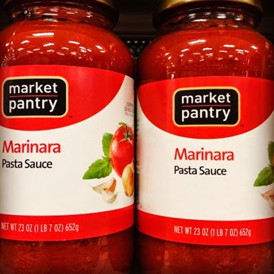 Vegan Vegetarian Food Target Market Pantry Marinara Pasta Sauce