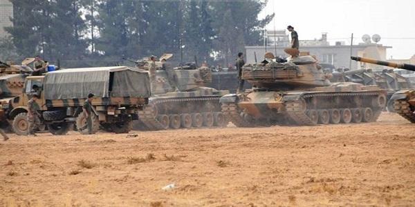 Προειδοποίηση ΗΠΑ προς Τουρκία: Καμία περαιτέρω προώθηση νότια από την Τζαραμπλούς