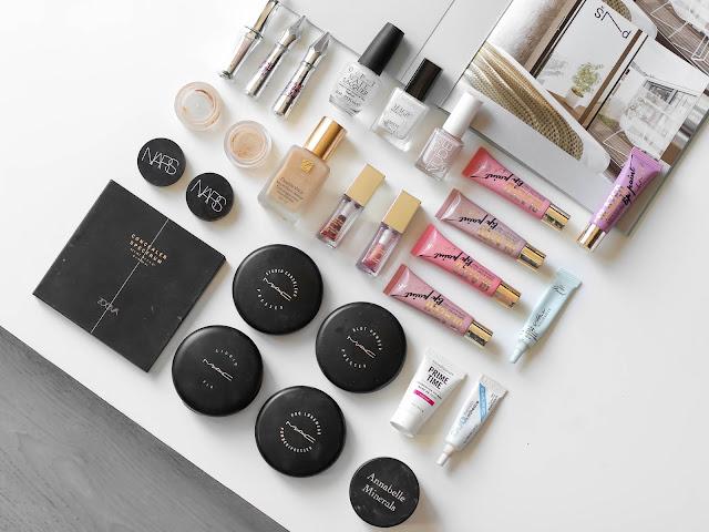 spotřebovaná dekorativní kosmetika blog