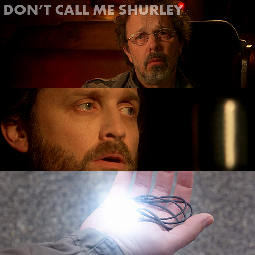 "Supernatural 11x20 ""Don't Call Me Shurley"""