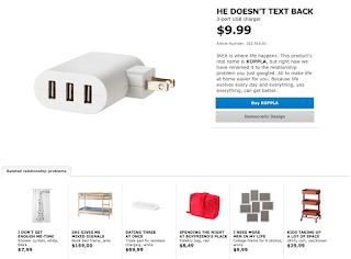 "Ikea's ""creative"" names baffle consumers"