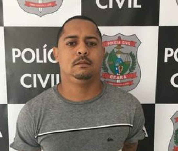 Chefe do tráfico em Olinda/PE é preso por Policiais Civis do 2ºDP