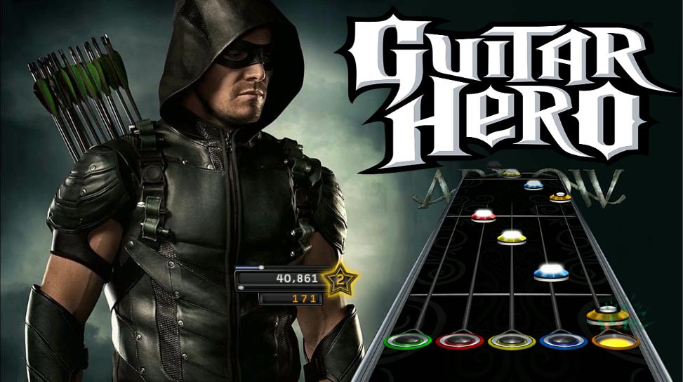 Guitar Hero / Clone Hero - Arrow Meets Metal - Eric Calderone