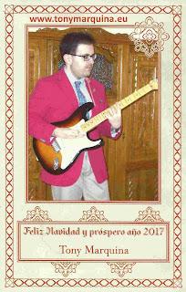 Tony Marquina: Feliz Navidad y próspero año 2017.