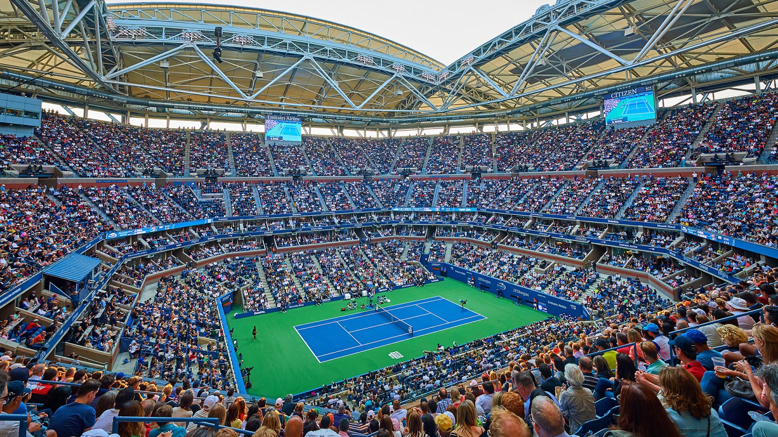 Sporting Events in New York City from August until November