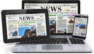 bisnis media online dengan sosial media