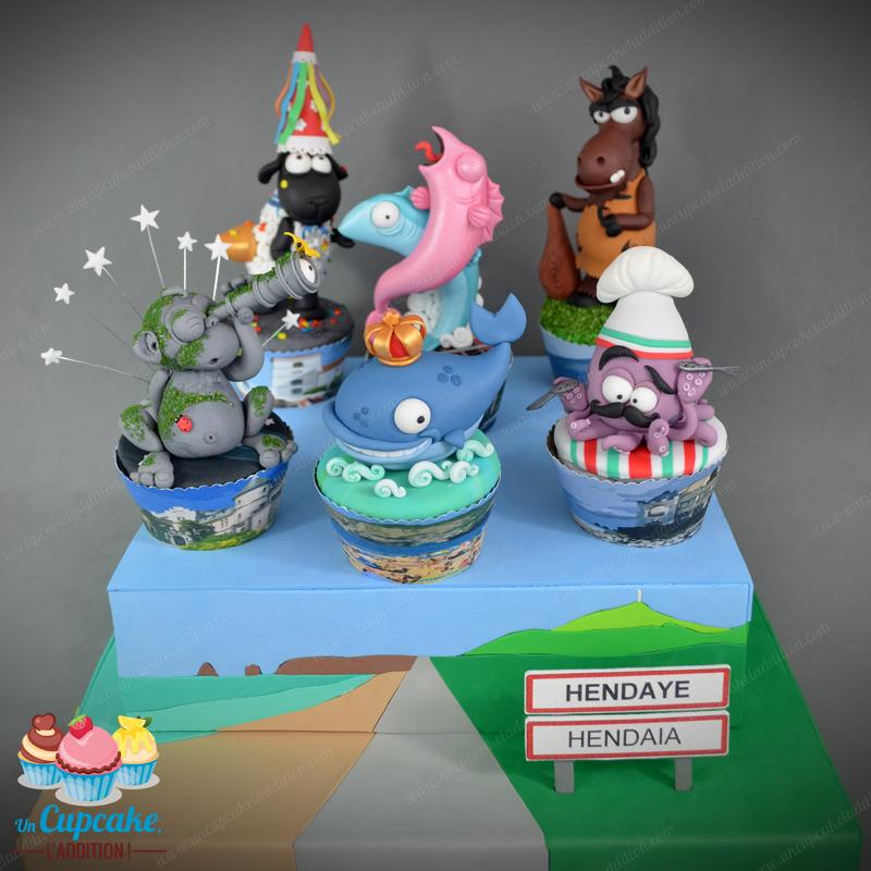 Cupcakes Hendayais