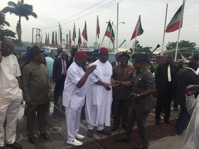 PDP now house of commotion as caretaker committee members take over leadership of the party 666