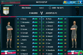 give thank yous you modder for distributing the Download Dls Mod Juventus 2018/2019 Apk Data Obb