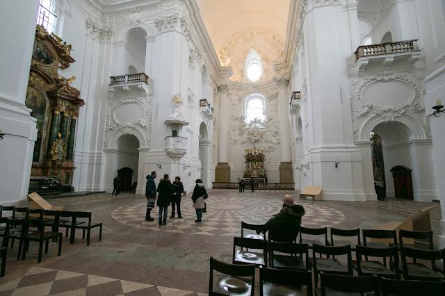 Kollegienkirke (Chiesa dell'Università)-Salisburgo