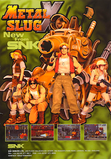 Metal Slug X: Super Vehicle-001 ( Arcade / FightCade)