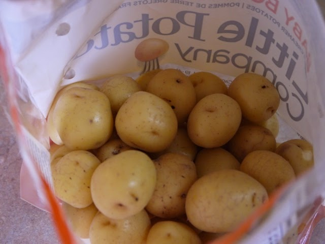 Little Potatoes