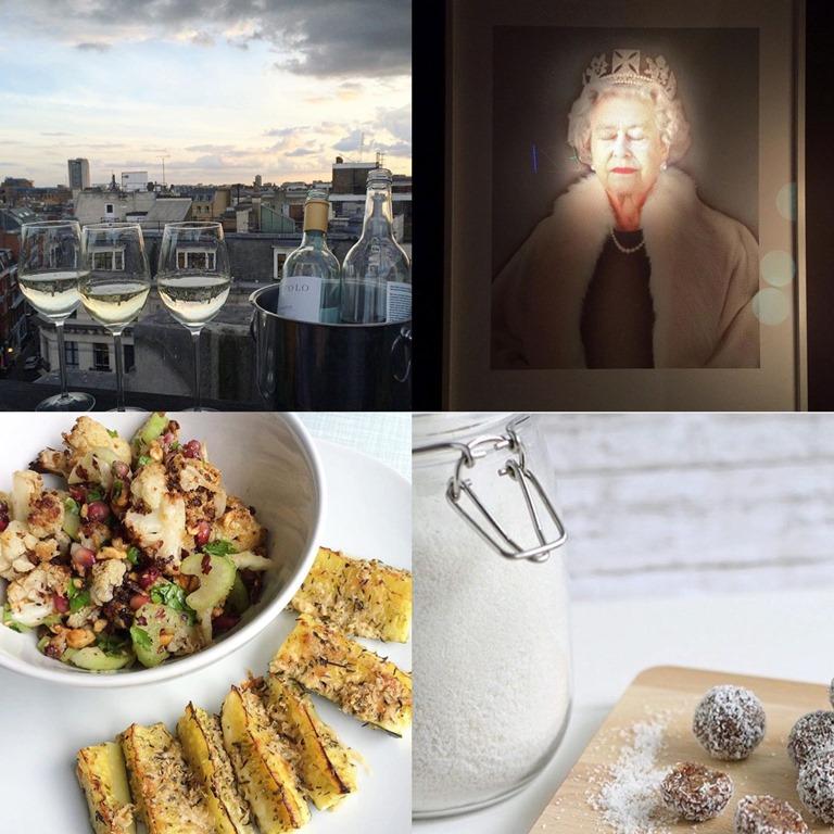 Jahresrücklick 2016, Frollein Pfau, Kölner Blogger, London, Rooftop Bar, Queen Elizabeth, Ottolenghi, Belly & Mind, Logi Rezepte, gesunde Ernährung