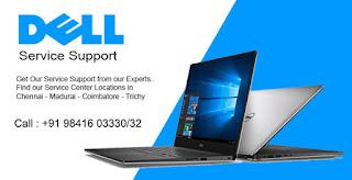 Dell Laptop Service Center in Chennai | Dell Laptop Service in Chennai