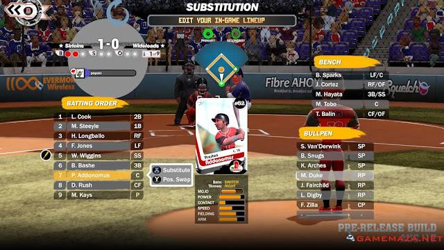 Super Mega Baseball 2 Gameplay Screenshot 4
