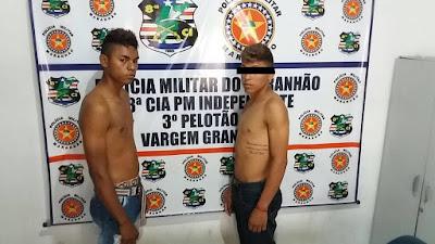 Polícia Militar de Vargem Grande recupera mais duas motos furtadas em Nina Rodrigues