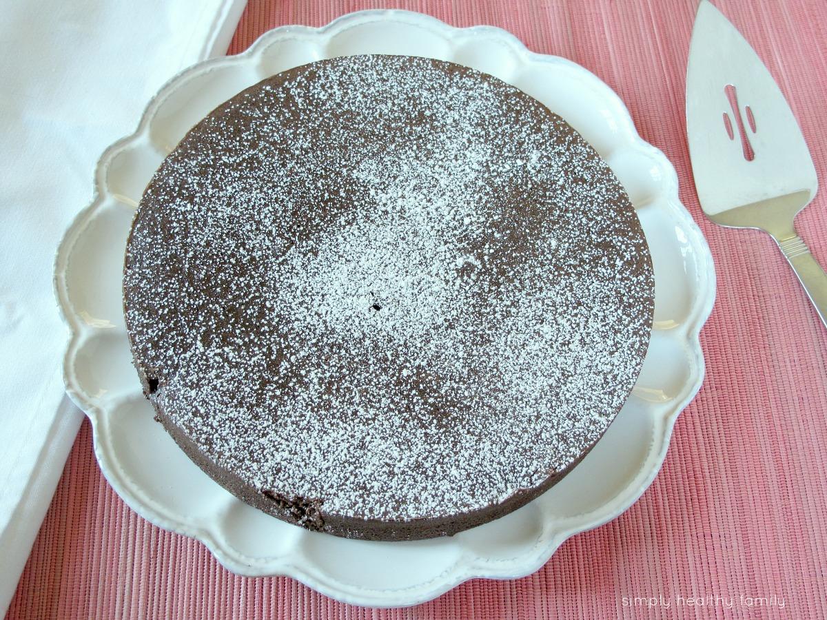 Garbanzo Bean Chocolate Cake Recipe