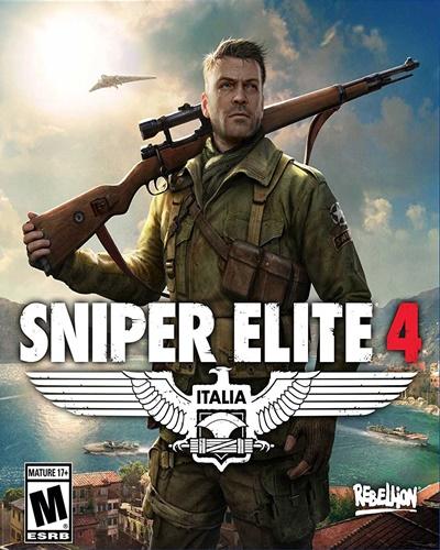 โหลดเกมส์ Sniper Elite 4