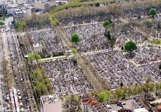 Parigi, cimitero di Montparnasse