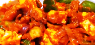 पनीर मशरूम रेसिपी - Paneer Mushroom Recipe - How to Make Mushroom Paneer Recipe at Home