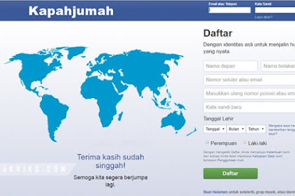 Kapahjumah.com Sebagai Sosial Media Khusus Traveller