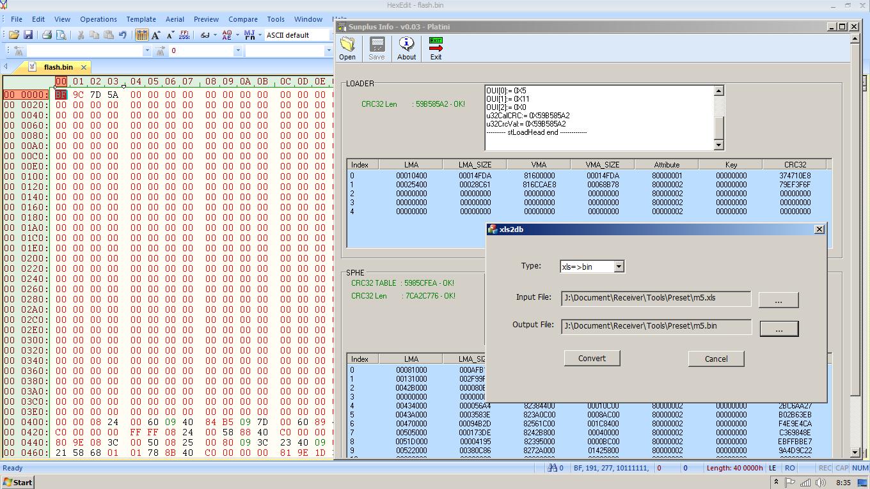 Kumpulan Firmware Receiver Parabola SW Software Terbaru