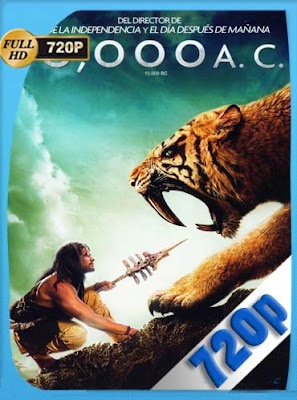 10.000 A.C. (2008)HD [720P] Latino [GoogleDrive] DizonHD