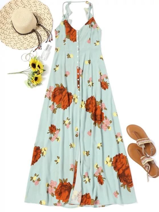 Vestidos para praia