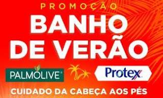 Promoção Palmolive Protex Banho de Verão - Participar, Prêmios