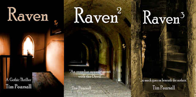 The entire Raven series by Tim Pearsall on Amazon