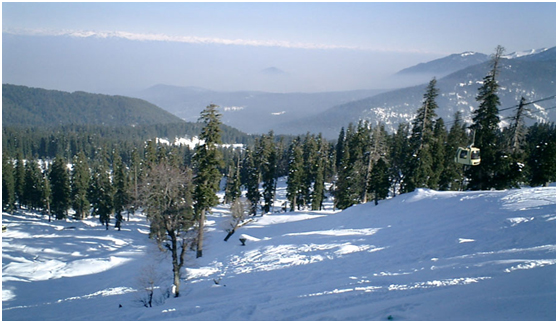 tourist places in Pahalgam, Jammu and Kashmir