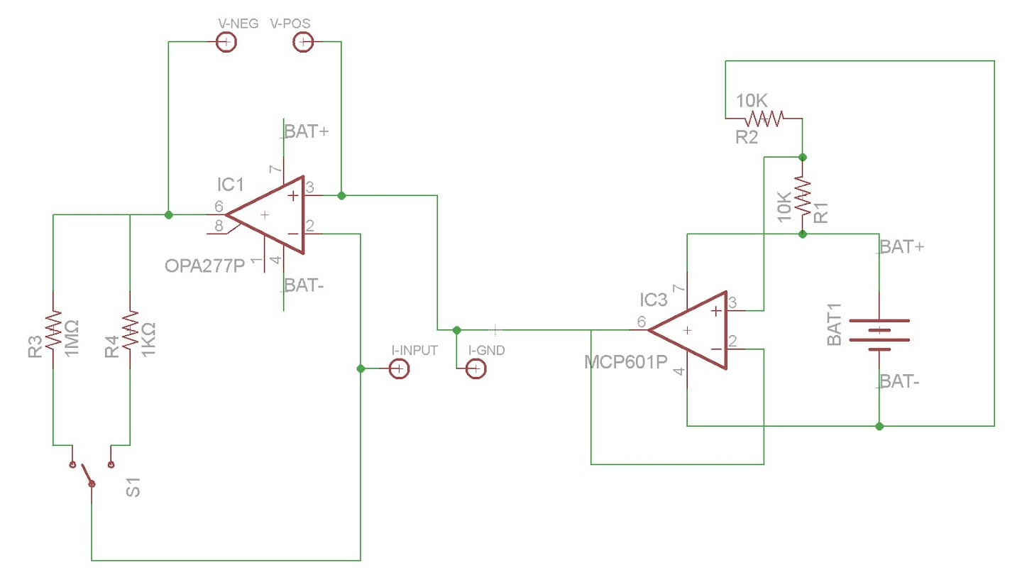 power supply schematic eagle