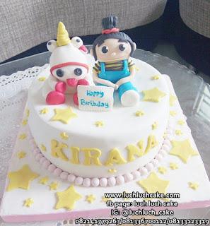 Kue Tart Little Agnes Birthday Cake