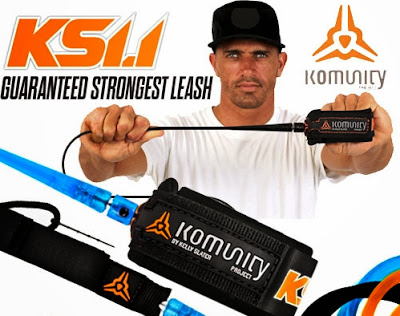 Kelly Slater Komunity Project Leashes