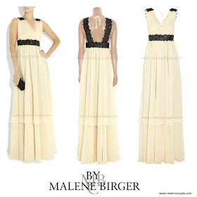 Princess Marie Style BY MALENE BIRGER Gown