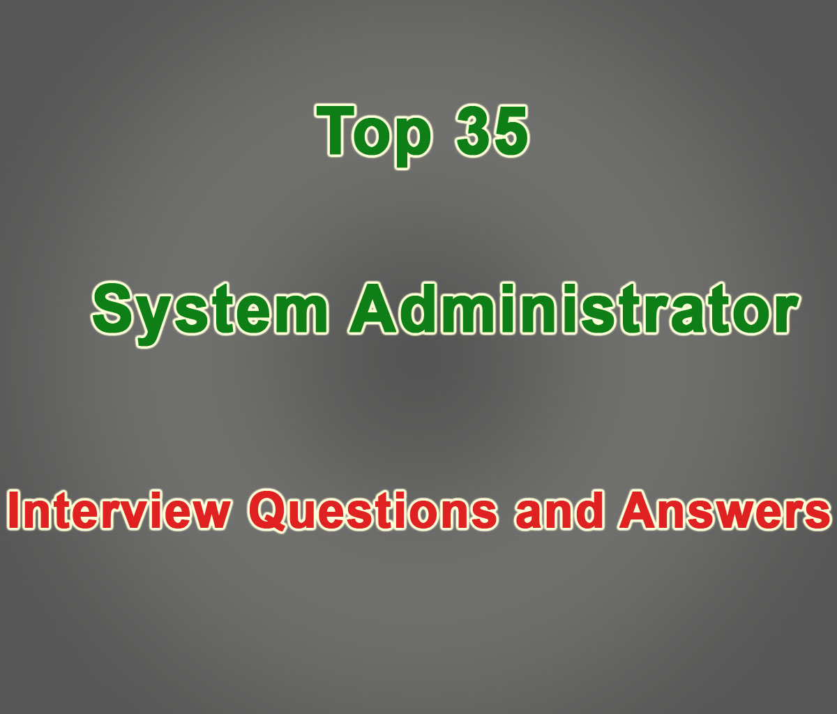Interview questions for library system