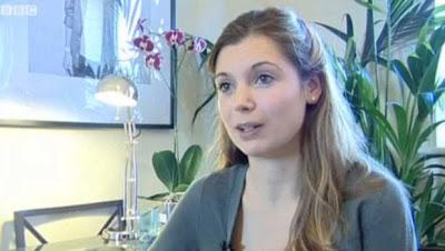 A jornalista Rowenna Davis foi vitima de hackers
