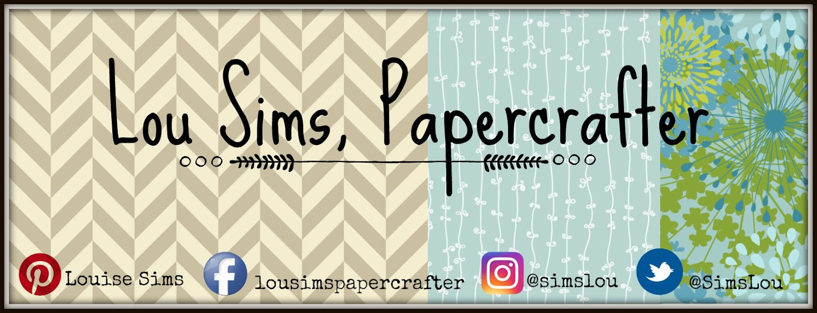 Louise Sims Papercrafter