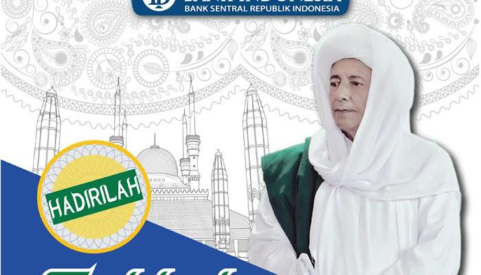 Hadirilah, Tabligh Akbar Bersama Habib Luthfi Bin Yahya