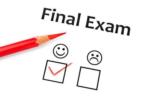 تاريخ و موعد الامتحان الجهوي و الامتحان الوطني 2016