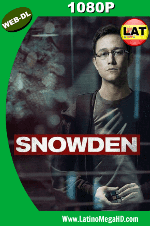 Snowden (2016) Latino HD WEB-DL 1080P ()