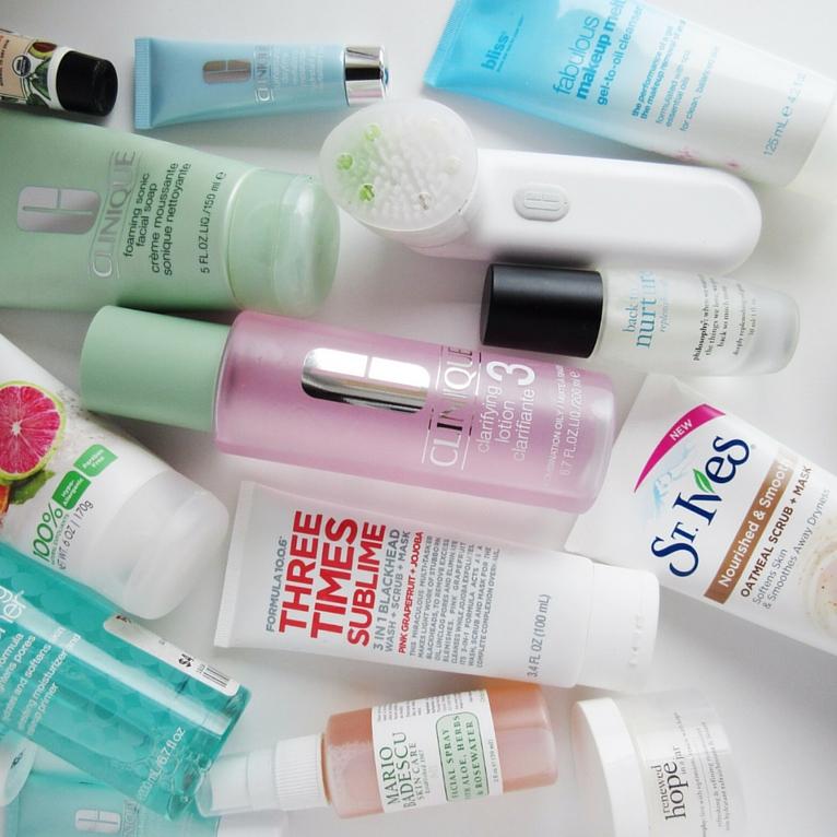 Nightly Skincare Routine