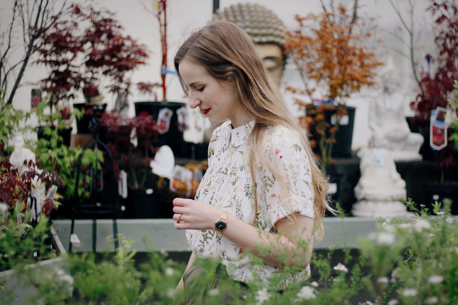 A Botanical Lookbook Fit For A Plant Lady