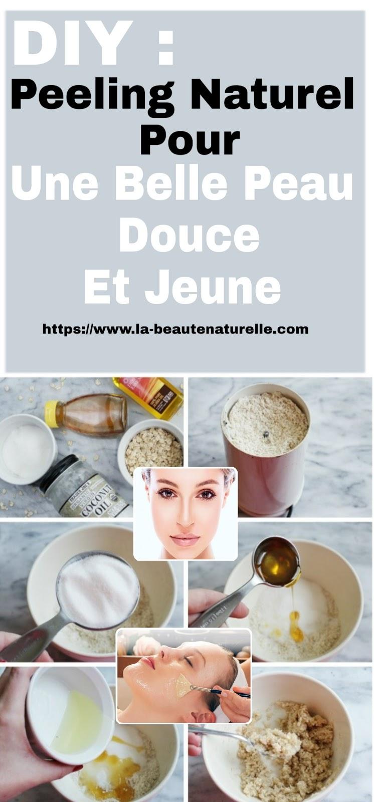 DIY : Peeling Naturel Pour Une Belle Peau Douce Et Jeune